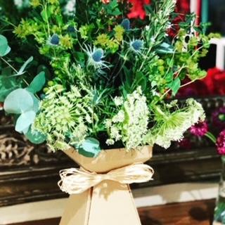 Flowers-Foliage-Bouquet