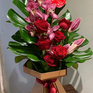 Valentine-Bouquets